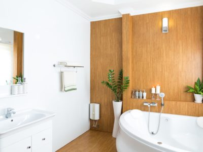 6 Tips to Design and maintain easy-to-clean bathroom