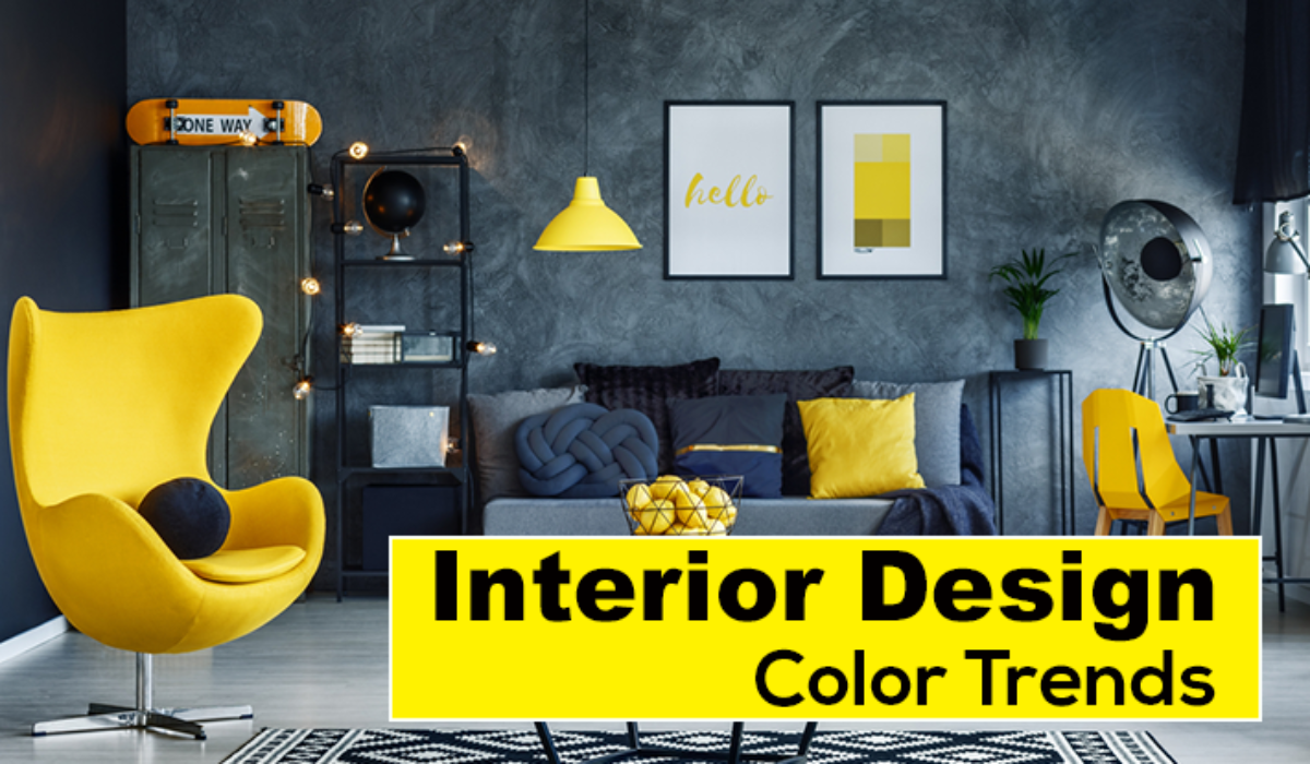 . Interior Design Colour Trends 2018   Allegra Designs
