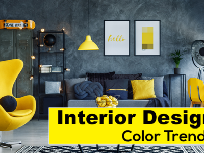 The Interior Design Colour Trends for 2018